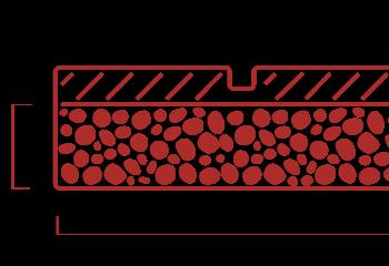 Raketerm kiviplaat paneeli labiloige