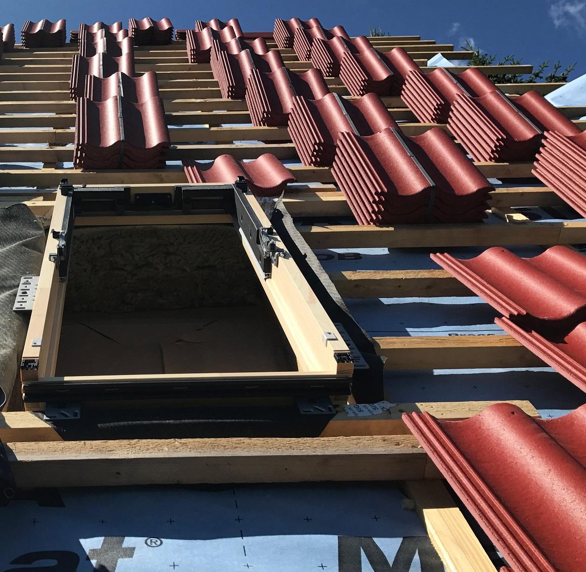 Katuse- ja fassaaditarvikud